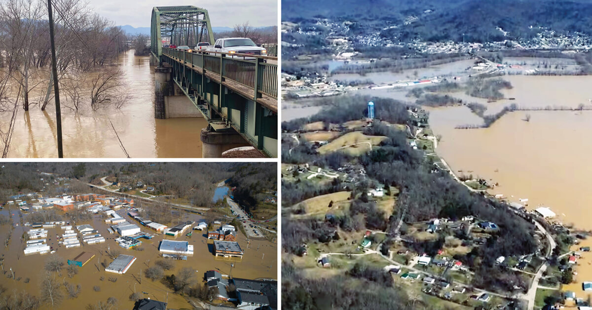 R3 steps in to help with devastating flood damage in Kentucky