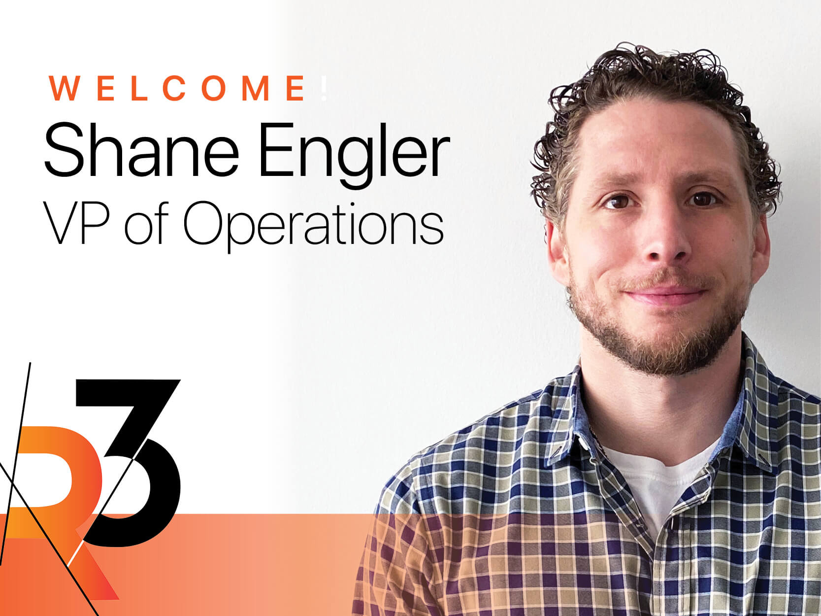 R3 Welcomes New VP of Operations